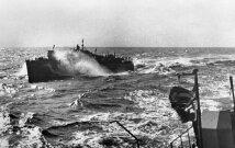 Vokiečių minininkai Juodojoje jūroje. 1942 m.