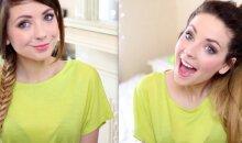 Kaip greitai ir lengvai pasidaryti kasdienę šukuoseną (4 variantai)VIDEO