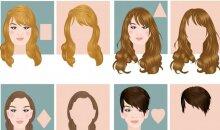 Kokią šukuoseną rinktis pagal veido formą? Pataria stilistė