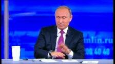 Путин рассказал о своих детях и внуках