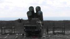 В Крыму развернули ракетные комплексы С-400