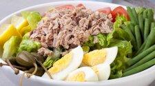 Sočios prancūziškos salotos