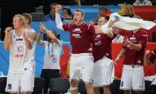 Lietuvių palaikoma Latvijos rinktinė pateikė staigmeną ir žengė į ketvirtfinalį
