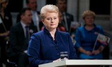 Ekspertai: ketvirtuose debatuose laimėjo aršiausiai prezidentę puolęs A. Paulauskas