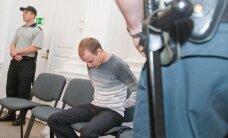 Teismas: žmones Vilniuje traiškęs R.Balkūnas nebuvo apsvaigęs nuo narkotikų, todėl kalės ne 10, o 8 metus