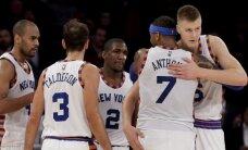 """Vertingiausių NBA klubų sąrašo viršūnėje vėl įsitaisė """"Knicks"""""""