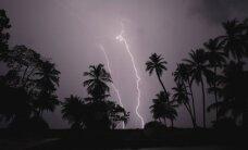 Labiausiai įelektrinta vieta pasaulyje: žaibai trenkia tūkstančius kartų per valandą