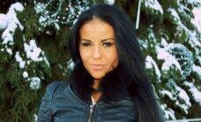 Įspūdinga Indrės Burlinskaitės iškirptė užgožė net plaukus