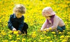 Rytų medicina apie vaikų sveikatą pavasarį