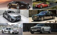 Brangiausių 2014 m. automobilių Lietuvoje dešimtukas