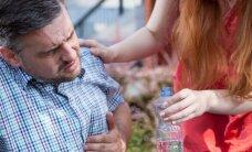 Liga, pavojingesnė už vėžį: išduoda dusulys, nuovargis ir greitas pulsas