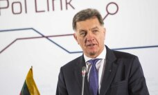 PM Butkevičius still undecided about running for president