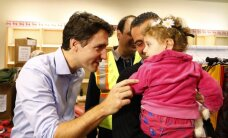 Į Kanadą atvyko pirmieji pabėgėliai iš Sirijos
