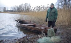 Žuvies pasigauti sumanęs brakonierius liks be tinklų