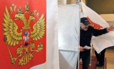 JAV valstybės departamentas paragino Rusiją ištirti pažeidimus, užfiksuotus per prezidento rinkimus