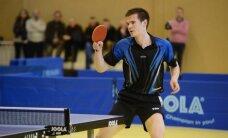 Savo pasirodymą Europos stalo teniso čempionate baigė visi trys lietuviai