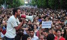 Dėl Armėnijos Rusija vis labiau nepatenkinta