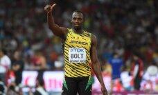 Starte paslydęs U. Boltas vis tiek prasibrovė į finalą