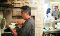 Japonų virtuvės šefas išrėžė tiesą apie mėsos kokybę ir prastą žuvį