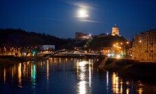 Jaunieji skaitytojai kviečiami į rimtą pasimatymą su Vilniaus miestu