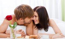Ką valgyti, kad seksas būtų audringas