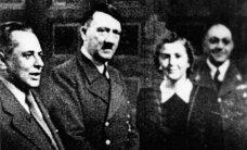 """Paskutinės A. Hitlerio valandos: Eva sakė norinti būti """"gražus lavonas"""""""