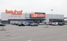 """""""Bauhof"""" prekybos centrų uždarymo užkulisiai"""