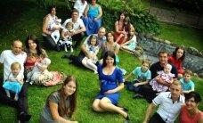 8 vaikų šeimoje išaugusi Svetlana: pinigų nepadaugės, jeigu atžalų nebus