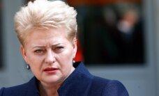 D. Grybauskaitė abejoja bazinės pensijos perkėlimu į biudžetą