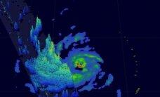 Ciklonas virto galingiausia pasaulyje šių metų audra: vėjo greitis siekia 354 km/h
