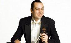 Šv.Velykų išvakarėse - šviesus Martyno Švėgždos von Bekker koncertas