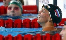 P. Auštrevičius ragina boikotuoti pasaulio plaukimo čempionatą ir kitas varžybas Rusijoje