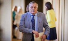 S. Brundza užsimojo naikinti atlyginimus Seimo nariams
