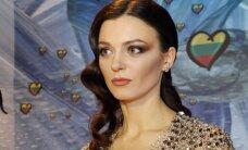 """""""Eurovizijos"""" vedėja Gerūta Griniūtė dar niekada nebuvo tokia seksuali"""