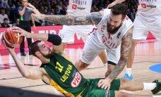 Siųsk! Parodyk, kaip šventi Lietuvos krepšininkų pergalę!