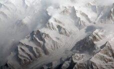 Gelbėtojams nepavyko nukelti Kirgizijos kalnuose žuvusios lietuvės kūno