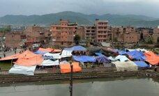 Ekspertai žinojo apie artėjančią Nepalo katastrofą