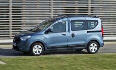 """""""Dacia"""" atsisakys sunkiau parduodamų modelių?"""