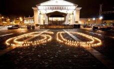 Žemės valanda: šeštadienį užges visa Lietuva