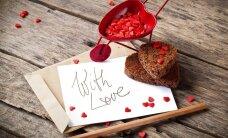 Stalo dekoro idėjos meilės vakarui (8 skirtingos spalvos)