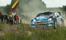 WRC lenktynės Lietuvoje vyks ir kitais metais