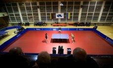 Lietuvos stalo teniso asmeninio čempionato moterų ir vyrų finalai