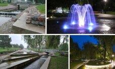 Parkas, kuriame karaliauja vanduo