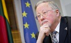 V.Landsbergis: V.Putinas gali valdyti Rusiją iki gyvos galvos