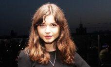 Karina Stungytė parodijavo Ingridą Kazlauskaitę