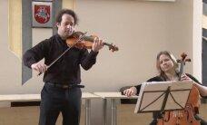 Besigydantiems Šiaulių ligoninėje – išskirtinis muzikinis projektas