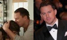 Aktorius Ch. Tatumas paviešino nuogos savo žmonos nuotrauką