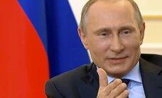 Ekonominė suirutė Rusijoje V. Putinui gali būti naudinga