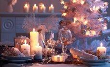 Kai kurie restoranai klientus šeštadienį aptarnaus prie žvakių