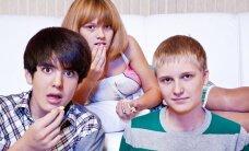 Erotiniai filmai kenkia vaikams, melodramos - suaugusiems